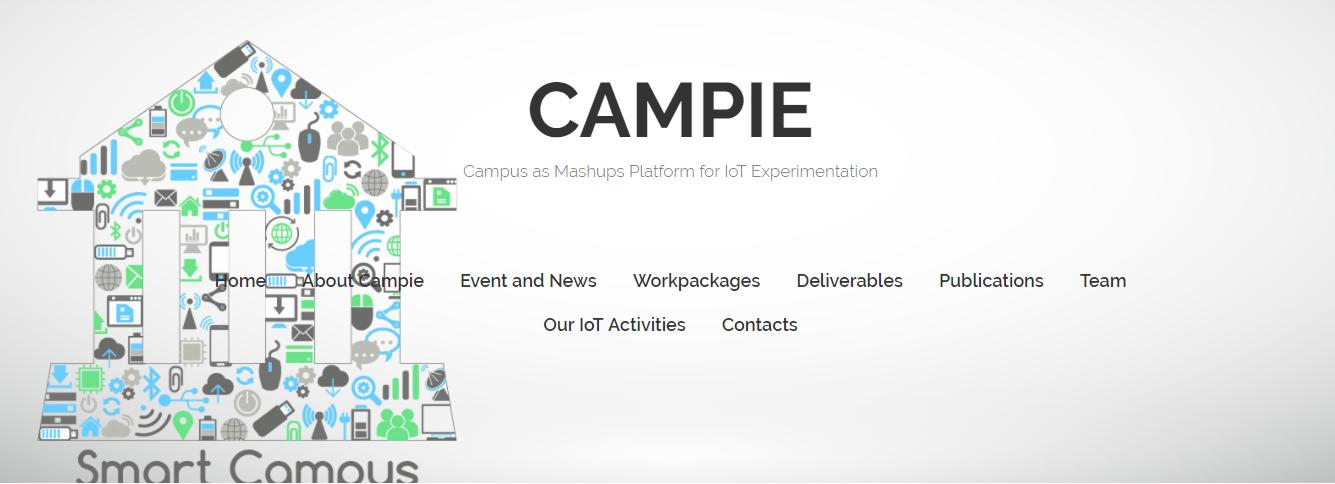 لكل المطورين لا تفوتوا فرصتكم وانضموا إلى مدرسة CAMPIE لإنترنت الأشياء