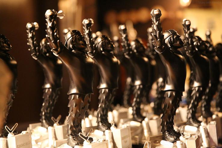 جوائز Crunchies للعام العاشر