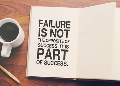 لا تفشل في فشلك في الابتكار!