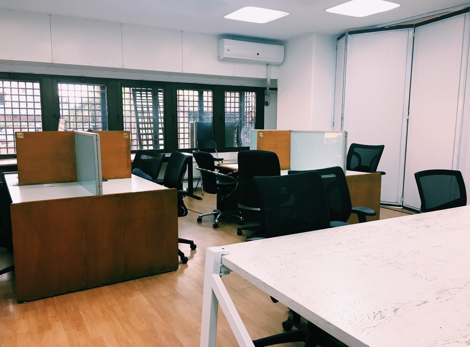 ٦ مساحات عمل مشتركة لرواد الأعمال في القاهرة