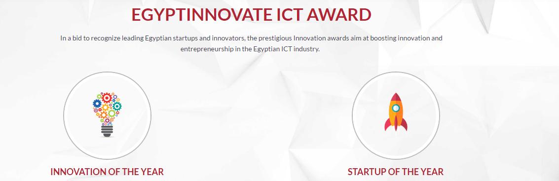 هل لديك شركة ناشئة رائدة مصرية أو فكرة مبتكرة ، إذاً جائزة إبداع مصر لتكنولوجيا المعلومات والاتصالات هى لك