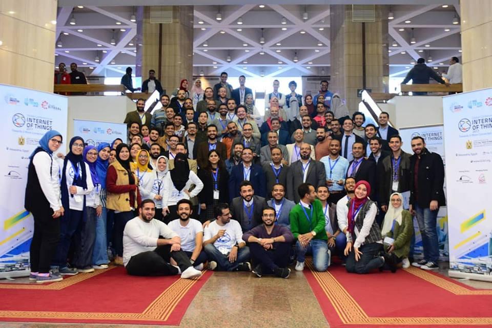 المدينة التكنولوجية ببرج العرب: مؤتمر انترنت الأشياء العالمي