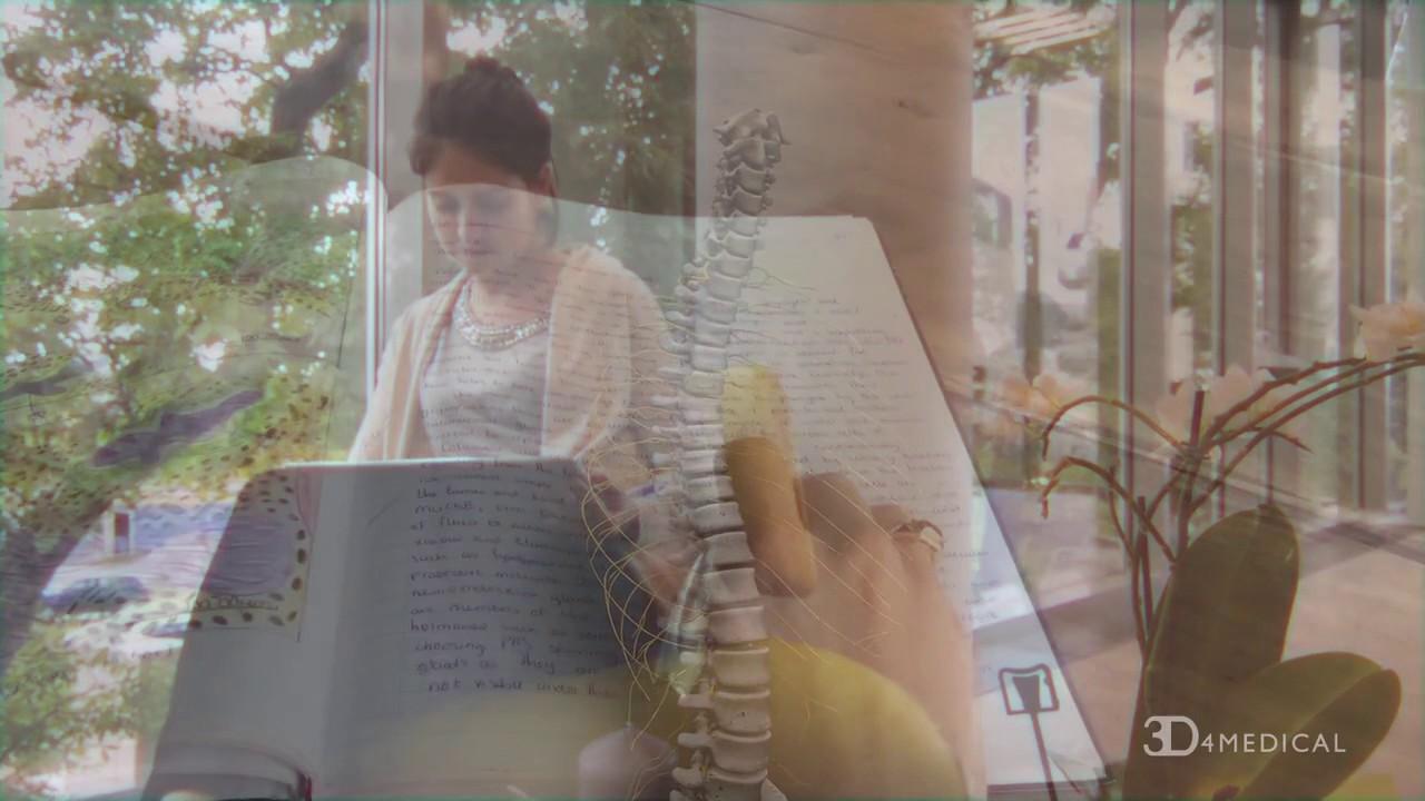 مشروع إيسبير: ادرس علم التشريح من خلال الواقع المُعزز
