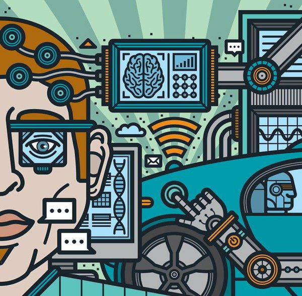ثلاث أكبر تقنيات للعقد القادم: علم الجينوم، تقنية النانو، والروبوتات