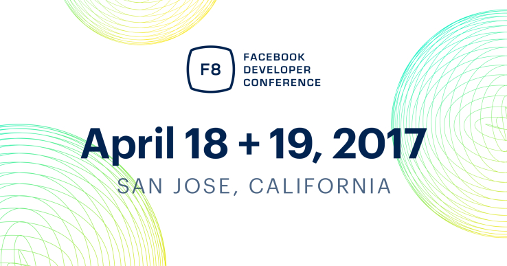 مؤتمر مطوري فيسبوك  - F8 2017