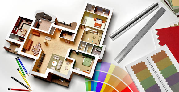 for Interior decoration services