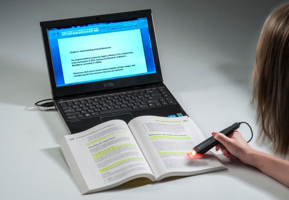 قلم النسخ الرقمي  - Scan Marker