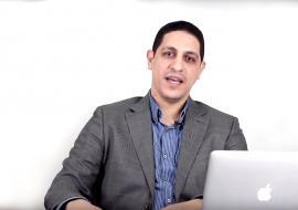 لقاء مع محمد قش، مؤسس زاجل ورائد أعمال وفني مستشار الابتكار في Innovety