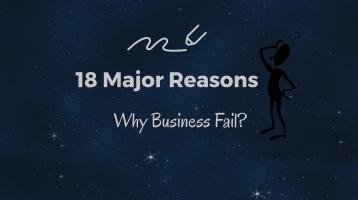18 سبب يؤدي إلى فشلك