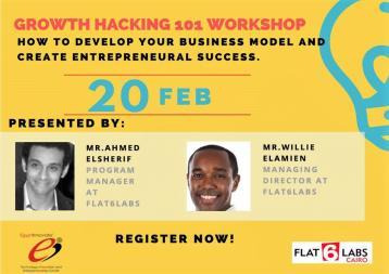 هكر النمو١٠١: كيف تطور نموذج العمل وتخلق نجاح ريادى