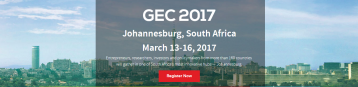 Global Entrepreneurship Congress (CEG) 2017