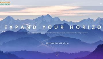 "Injaz Al-Arab Launches ""Expand Your Horizon"" Initiative For Youth From MENA Region"