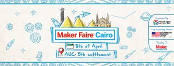 ميكر فير ٢٠١٧ - Maker Faire Cairo