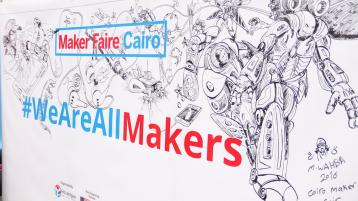 For The Third Year In a Row, Maker Faire Hits Cairo!