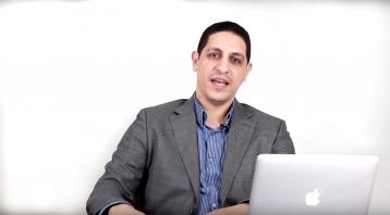 لقاء مع محمد قش، مؤسس زاجل اكسبرس ومستشار في مجال حقوق الملكية الفكرية