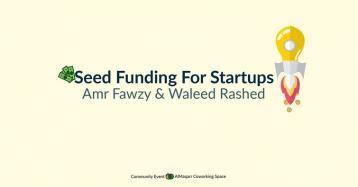 ورشة التمويل التأسيسي للشركات الناشئة