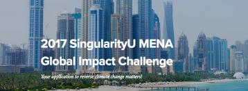 Singularity University launched its first MENA Challenge