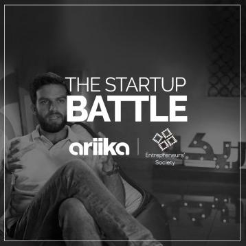 Apply Now to ES Startup Battle: ariika Edition
