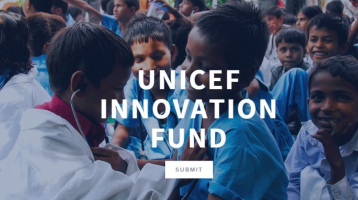 UNICEF Innovation Fund: UNICEF fire funding is back!