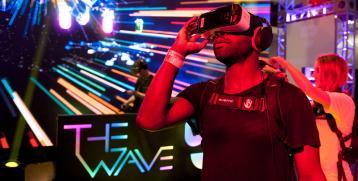 فاعلية الواقع الافتراضي في لوس أنجلوس (VRLA)