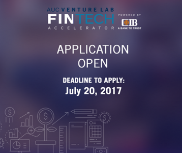 AUC V-Lab FinTech Opens its Second Cycle