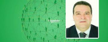 لقاء مع حسن الأرضي، نائب رئيس شركة شنايدر اليكتريك مصر وشمال شرق أفريقيا لقطاعي المشروعات وأنظمة المباني الذكية