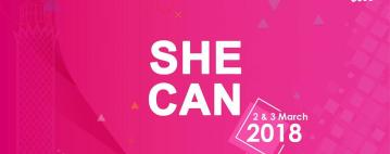 Entreprenelle: She Can 2018