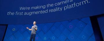 Facebook Launches Augmented Reality Platform For Developers