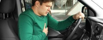 السيارات المراقبة للقلب - Heart-monitoring Cars