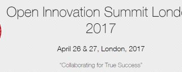 Open Innovation Summit London 2017