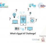 يفتح تحدي مصر لانترنت الأشياء باب التسجيل لدورته الثانية