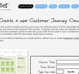 رحلة المستهلك (Customer Journey Canvas)