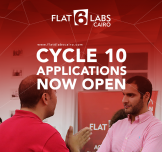 Flat6Labs Accelerator Program's 10th Cycle