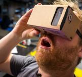 نظارة Proto VR ، نظارة خشبية مصرية، تنافس نظارات جوجل