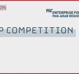 10th MIT Forum Arab Startup Competition