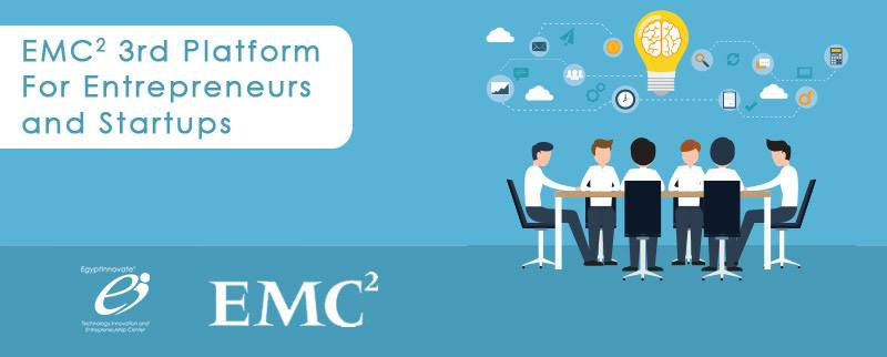 EMC2 Data Science Platform For Entrepreneurs and Startups