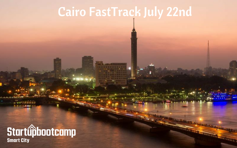 Startupbootcamp Smart City Dubai - FastTrack in Cairo