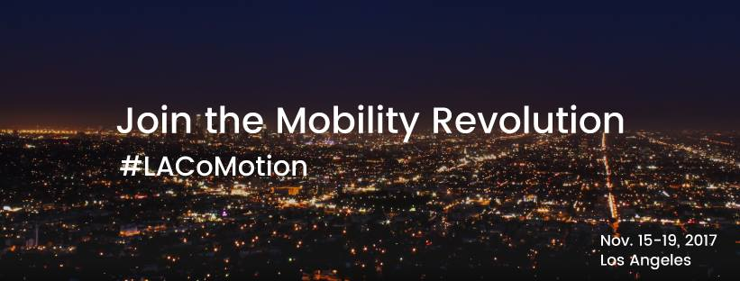 مؤتمر كوموشن لوس أنجلوس - LA CoMotion