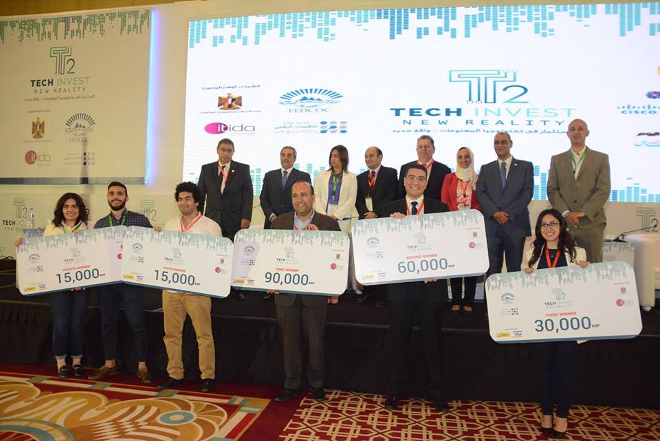 Tech Invest New Reality: Five Egyptian Startups Win the Road To CES Competition