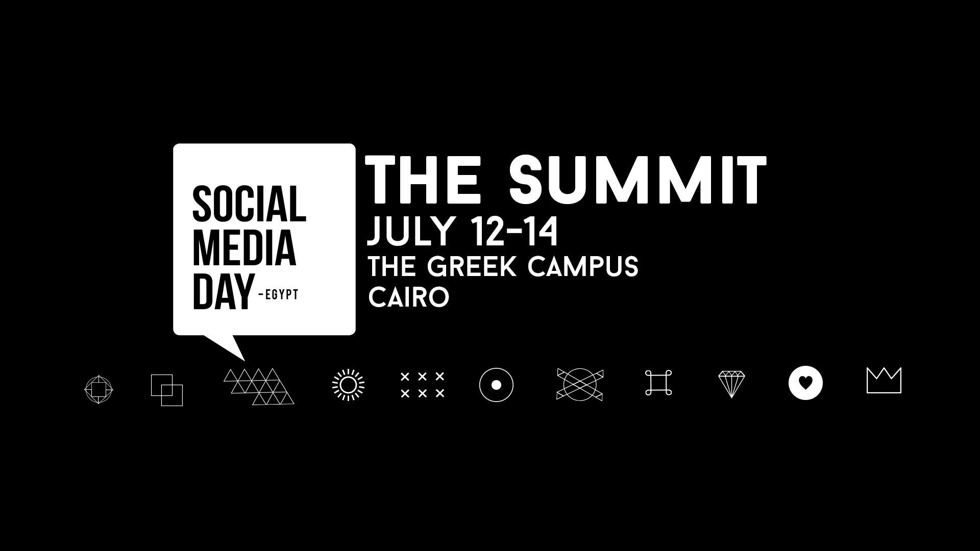 مؤتمر مواقع التواصل الاجتماعي - Social Media Day