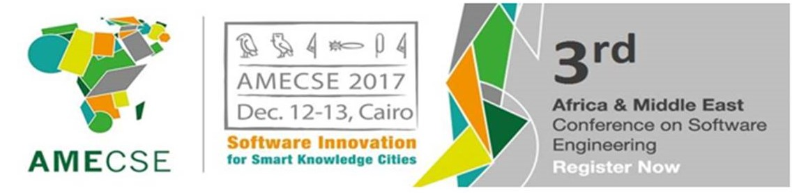 Registration For AMCSE 2017 is Now Open!