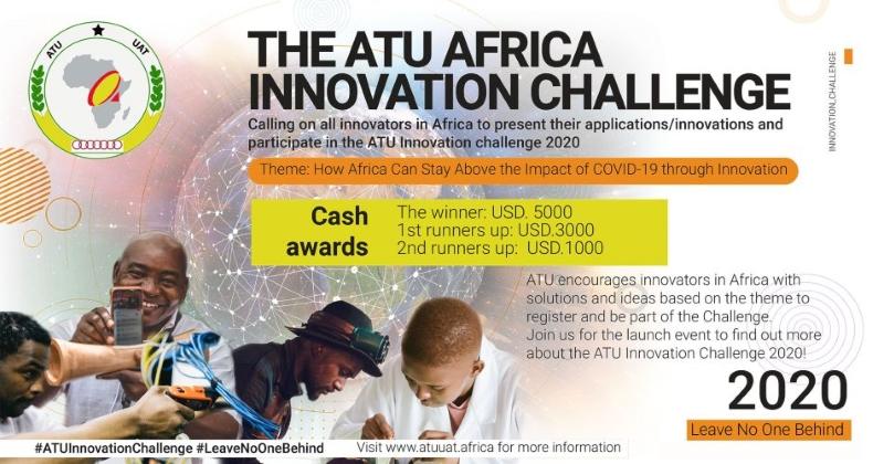فرصة للمبتكرين الأفارقة للمشاركة في تحدي الابتكار بأفريقيا 2020