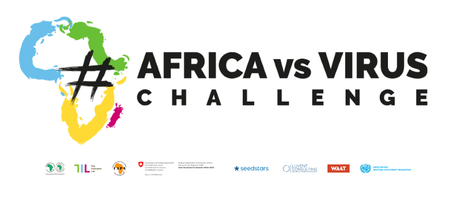 50K USD Prizes for #Africa vs Virus CHALLENGE
