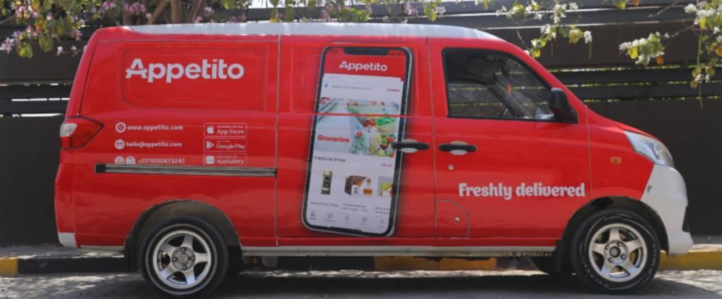 تطبيق أبيتيتو لطلبات البقالة يحصل على تمويل بقيمة 450 ألف دولار