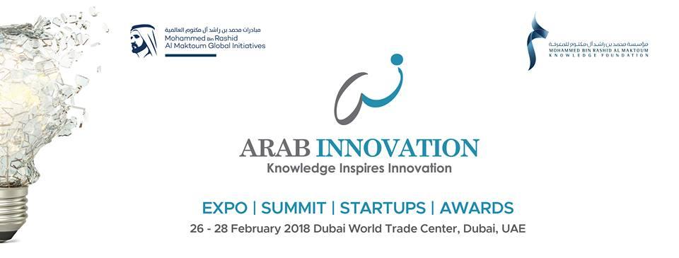Arab Innovation 2018