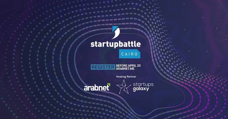 ArabNet Startups Battle by Startup Galaxy