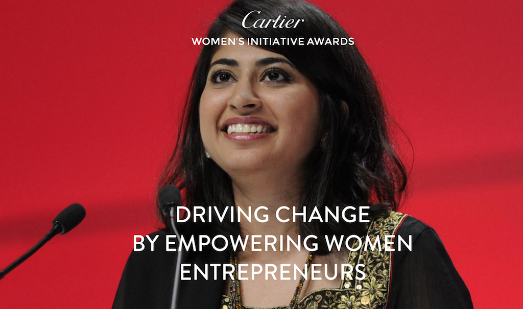 Cartier Women Initiative Awards 2018 Calls For Applications For The New Round
