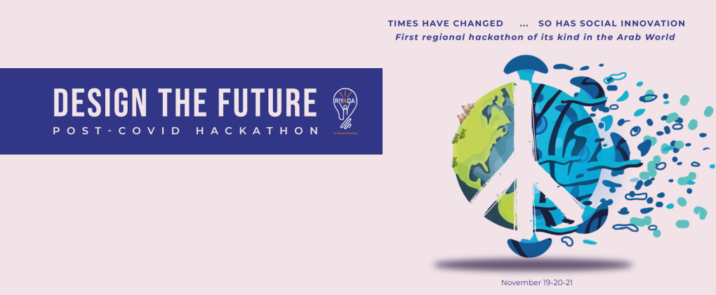 Design the Future: Post-COVID Regional Virtual Hackathon