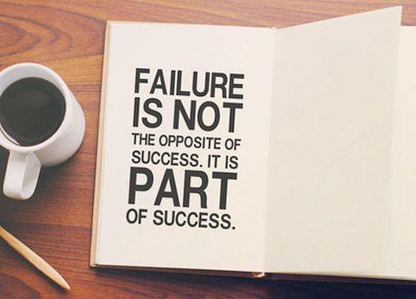 Don't Fail with Innovation Failure