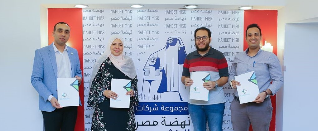 3 ملايين جنيه استثمار أولي من نهضة مصر لريادة الأعمال في شركة EYouth